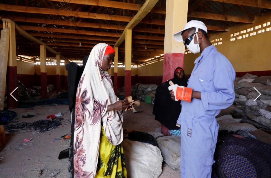Read more about the article Somalia plastic Transformation